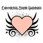 Endometrial Cancer Awareness Tattoo Shirts &amp; Gifts