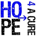 Hope 4 a Cure Colon Cancer T-Shirts