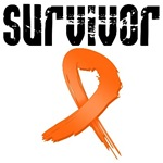 Leukemia Survivor Grunge Shirts & Gifts