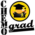 Chemo Grad Childhood Cancer Shirts
