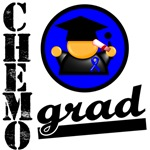Chemo Grad Colon Cancer Apparel