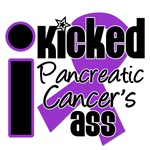 I Kicked Pancreatic Cancer's Ass Shirts