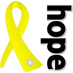 Sarcoma Cancer Hope Ribbon Shirts and Gifts