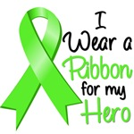 I Wear a Ribbon Lymphoma Hero
