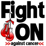 Fight On Against Oral Cancer Shirts