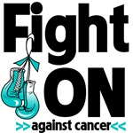 Fight On Against Cervical Cancer Shirts