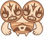 Lucha 2-head Luchadore