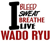 Bleed, Sweat, Breathe Wado Ryu