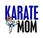Karate Mom (OF GIRL) Karate Gifts & Shirts