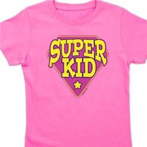 Pink Super Kid
