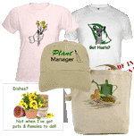 Garden Sayings, Slogans & Humor, Gardening Gifts
