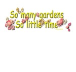 Garden Tour Passionate Gardener Humor