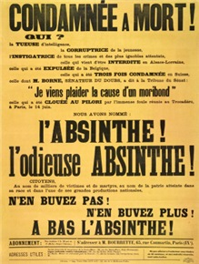 L'Odieuse Absinthe