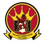 HSC 15 Lions Crest