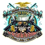US Navy Seal Skull