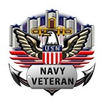 USN Official Navy Veteran