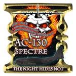 USAF AC-130 Spectre Flaming Skull