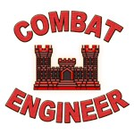 US Army Combat Engineer Brick