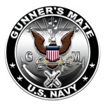 USN Gunners Mate Eagle GM