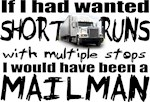 No Mailman Trucker