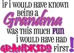 *new* Grandma