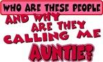 Calling Me Auntie