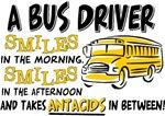 Bus Driver Antacids