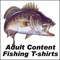 Naughty Fishing T-shirts