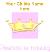 Princess Baby / Toddler Wear