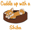 Cuddle Up with a Shiba