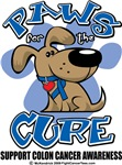 Paws For The Cure Colon Cancer Dog