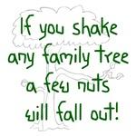Shaking Family Tree (Green)