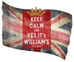 Funny Keep Calm Royal Baby