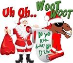 Uh Oh  Hump Day Christmas