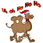 Ho Ho Ho Christmas Hump Day Camel