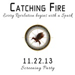 Catching Fire Screening Party