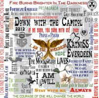 MockingJay Part 1 Quotes Characters and Symbols