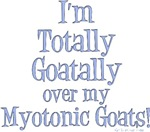Totally Goatally Myotonic Goat