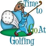 GOat Golfing