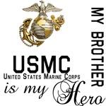 USMC My Brother MY Hero