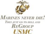 Marines Never Die