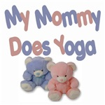 My Mommy Does Yoga