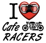 I love Cafe Racer