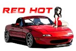 Red Hot MX5