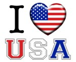 I love USA
