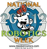 National Robotics Week 2012