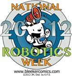 National Robotics Week 2012