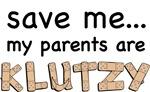 Clutzy