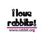 I love Rabbits!