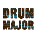 Drum Major - blue